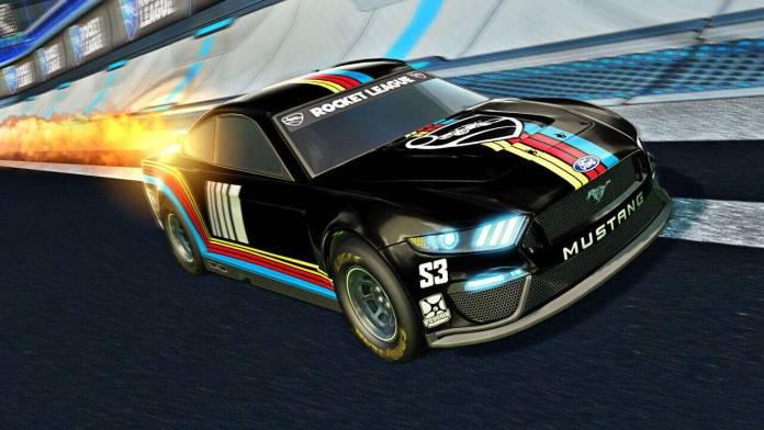 Rocket League: Psyonix y NASCAR anuncian el 2021 Fan Pack 13