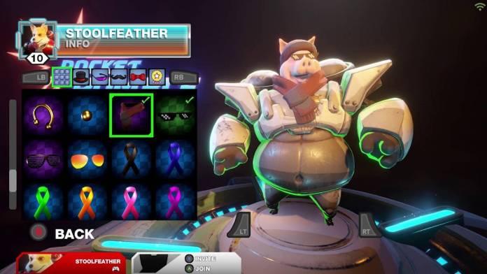 Rocket Rumble: El juego de Carreras anuncia su Open Beta 1