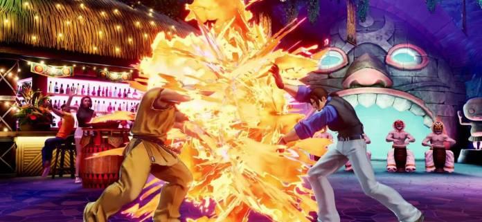Robert García y Ryo Sakazaki también se estarán en The King of Fighters XV 4