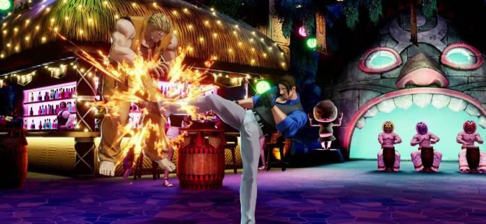 Robert García y Ryo Sakazaki también se estarán en The King of Fighters XV 3