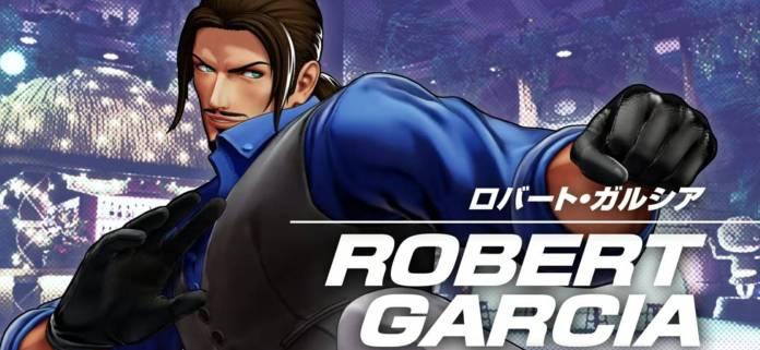 Robert García y Ryo Sakazaki también se estarán en The King of Fighters XV 8