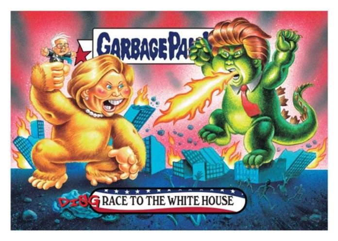 Garbage Pail Kids: HBO Max creará serie de las nostálgicas tarjetas 1