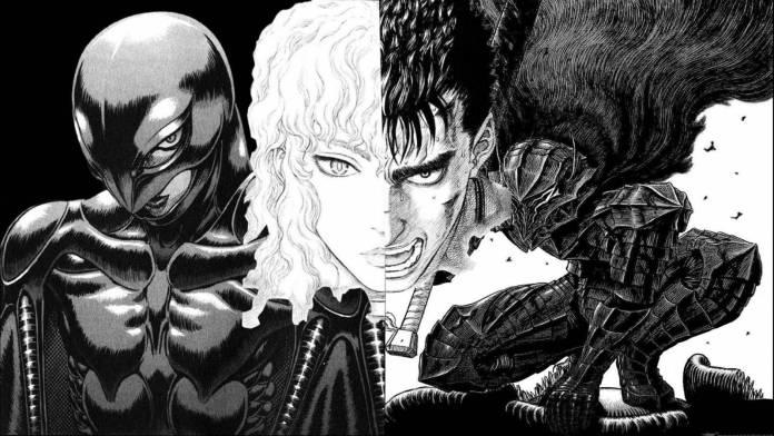 Fallece Kentaro Miura, autor de Berserk 1