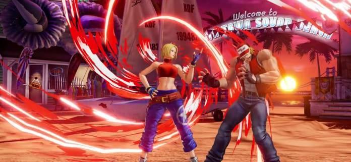 Blue Mary estará en The King of Fighters XV 7