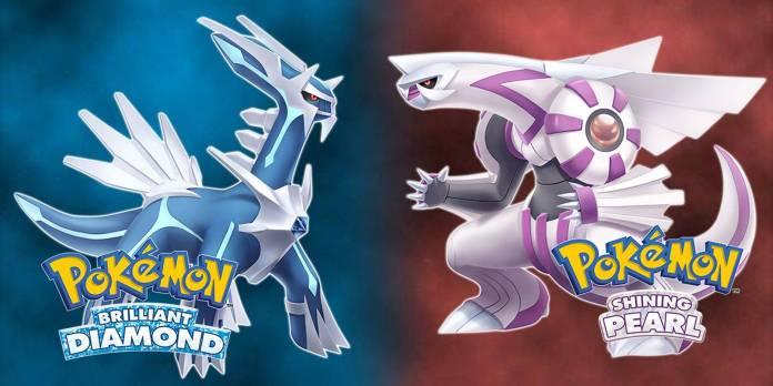 Pokémon Brillant Diamond & Shining Pearl llegaran en Noviembre a Nintendo Switch!