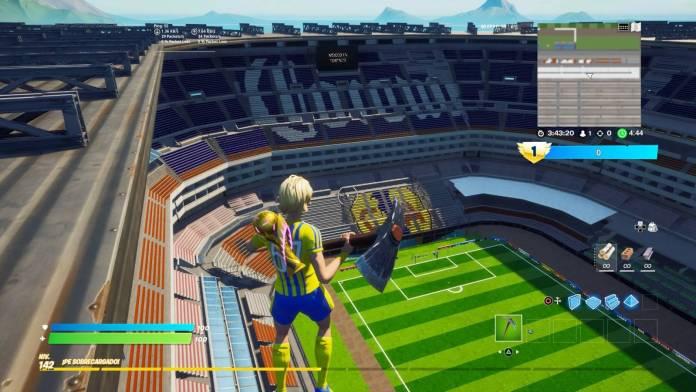 Estadio Azteca Fortnite