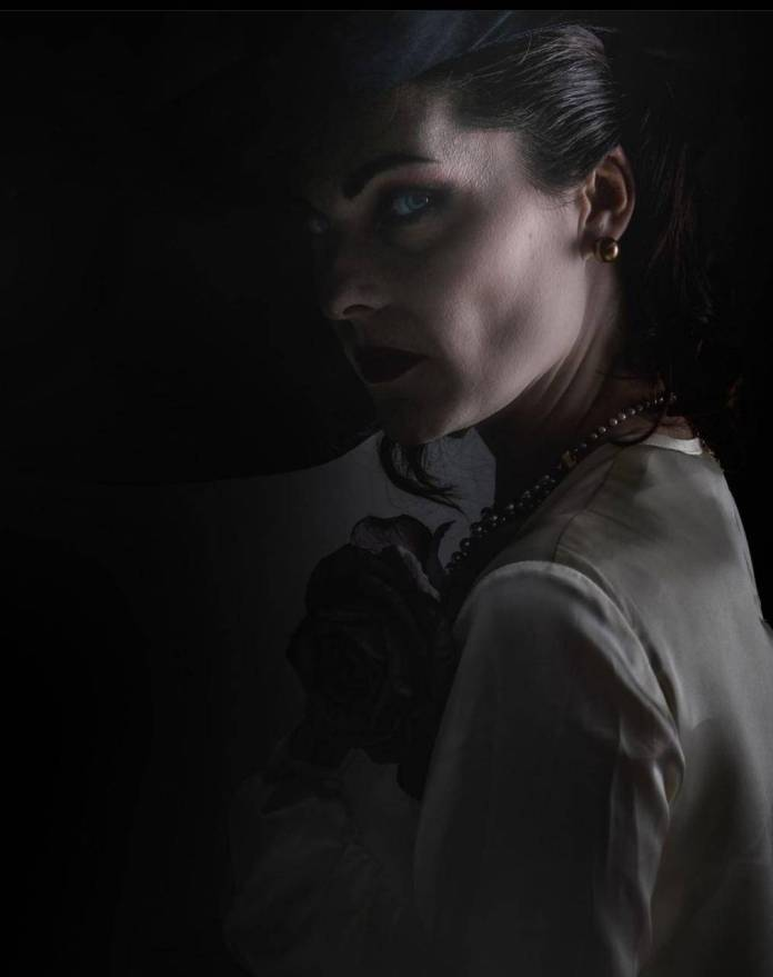 Helena Mankowska presume su parecido con Lady Dimitrescu de Resident Evil Village 3
