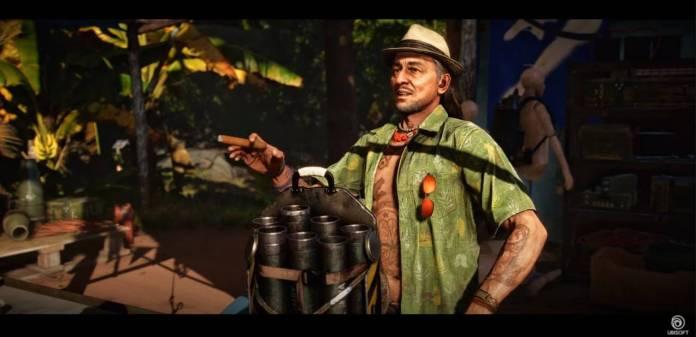 Ubisoft presenta primer gameplay de Far Cry 6 3