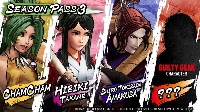 Samurai Shodown llegará muy pronto a Steam 2