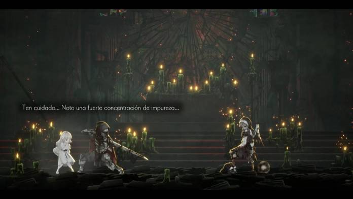 Reseña - ENDER LILIES: Quietus of the Knights (Steam) 1