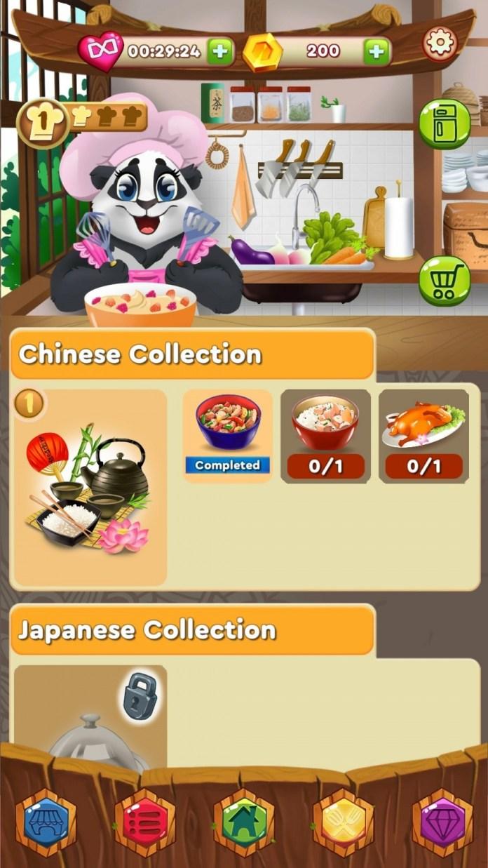 Panda Swap: El Juego de Puzzles con temática China llega a iOS y Android 1
