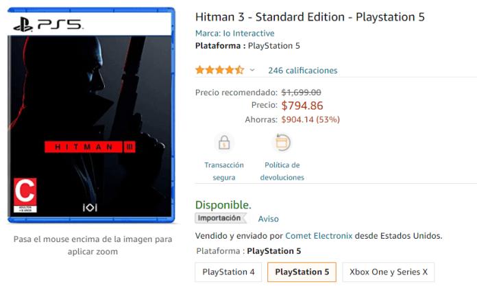 Amazon Prime Day trae de vuelta al PS5 hasta un precio bajo histórico 5
