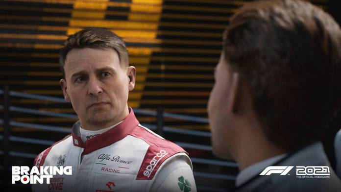 F1 2021 muestra los primeros detalles de Breaking Point 2