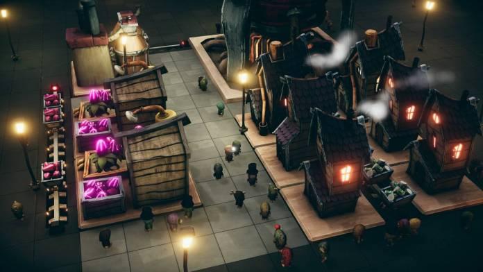 Dream Engine: Nomad Cities se estrenará como Acceso Anticipado 1