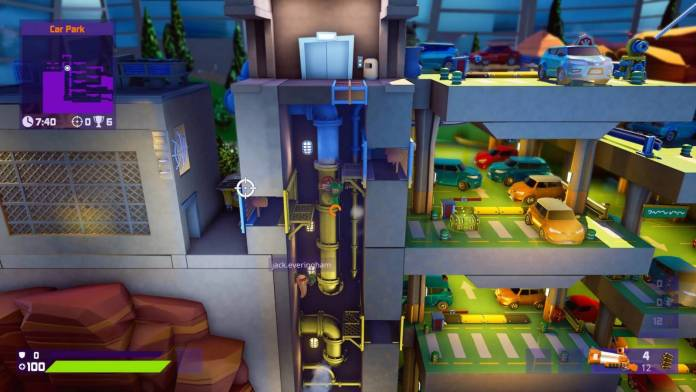 Worms Rumble: Los Gusanos Bélicos ya están disponibles en todas las plataformas 2