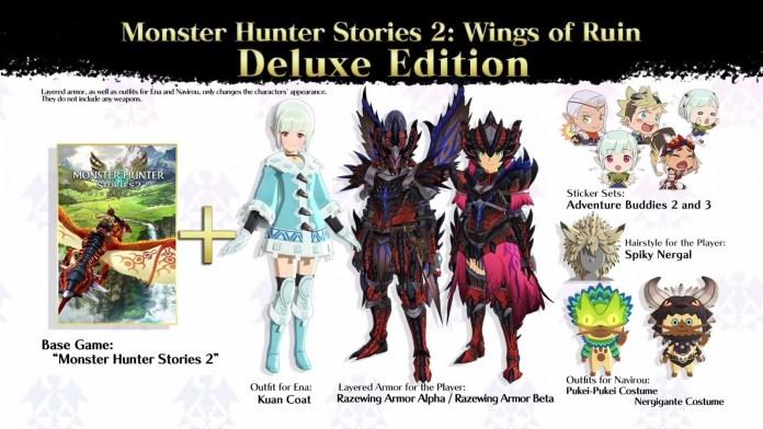 E3 2021: Nuevo Avance de Monster Hunter Stories 2: Wings of Ruin 4