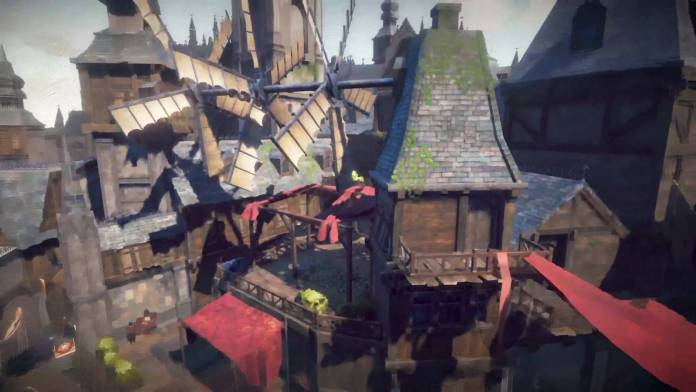 E3 2021: Babylon´s Fall presenta avance 1