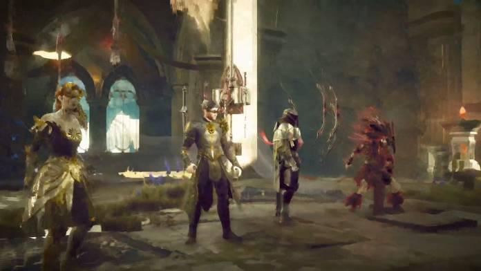 E3 2021: Babylon´s Fall presenta avance 2