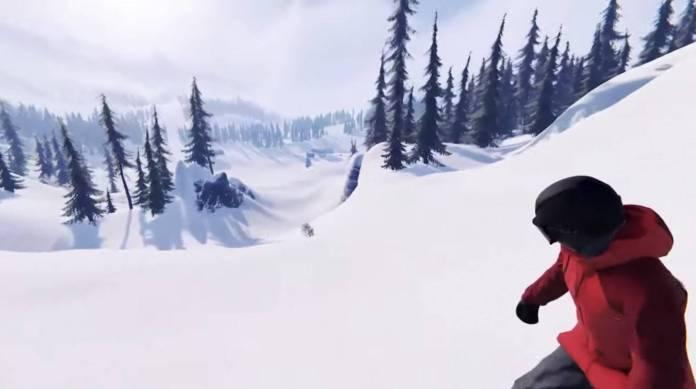E3 2021: Anuncian Shredders, un nuevo juego de Snowboarding 5