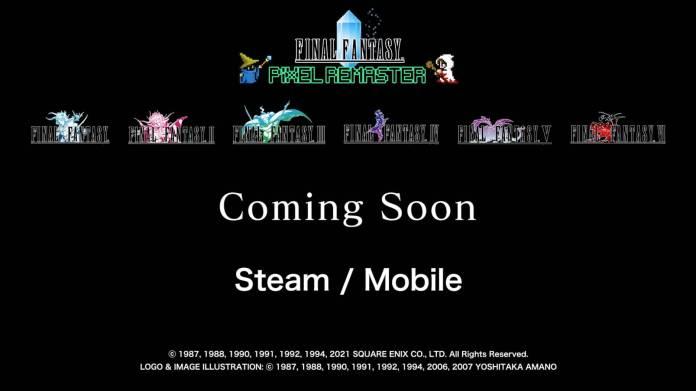 Resumen: Square Enix – E3 2021 1
