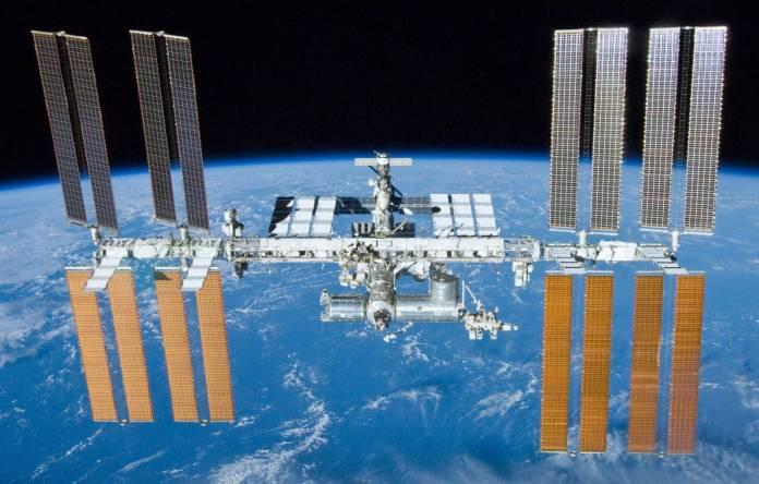 NASA - Estacion Espacial Internacional