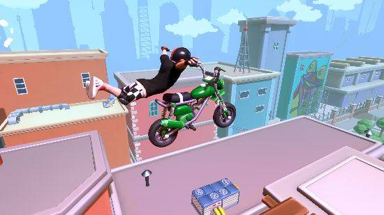 "Urban Trial Tricky ""Deluxe Edition"" llegará a PlayStation 4, Xbox One y PC 3"