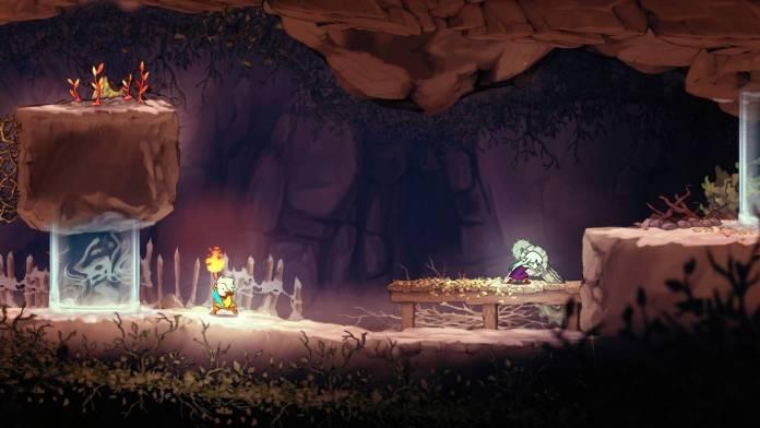 Greak: Memories of Azur saldrá este verano de 2021 3