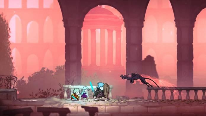 Greak: Memories of Azur saldrá este verano de 2021 6