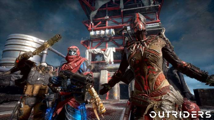 Xbox Game Pass: Outriders