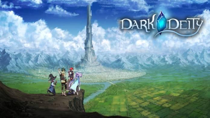 Conoce Dark Deity un RPG Táctico de Estilo retro que llegará a PC