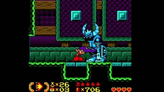 La saga de Shantae traerá todos sus juegos a PlayStation 5 1
