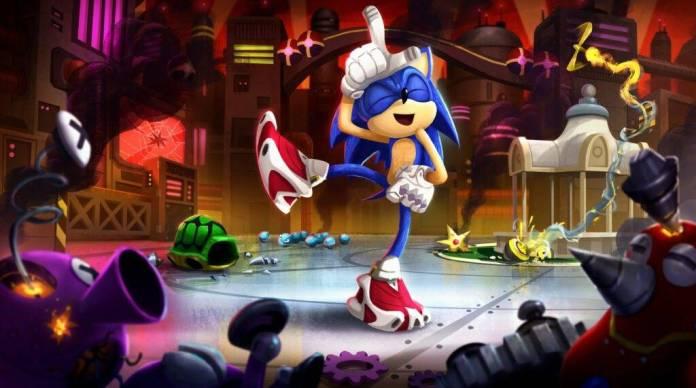 Justo en el día de su 30 aniversario se filtran supuestas imagenes de la serie de Sonic de Netflix 3