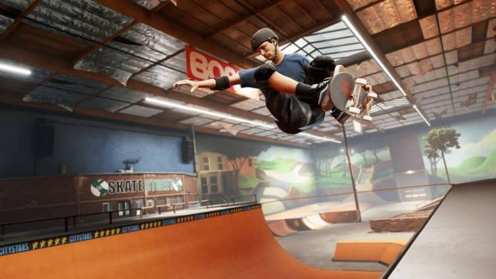 Reseña Tony Hawk´s Pro Skater 1+2 (Nintendo Switch) 5