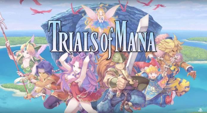 Mana: La Serie cumple 30 años y así lo celebra Square Enix 2