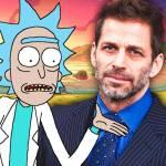 Zack Snyder, Rick and Morty