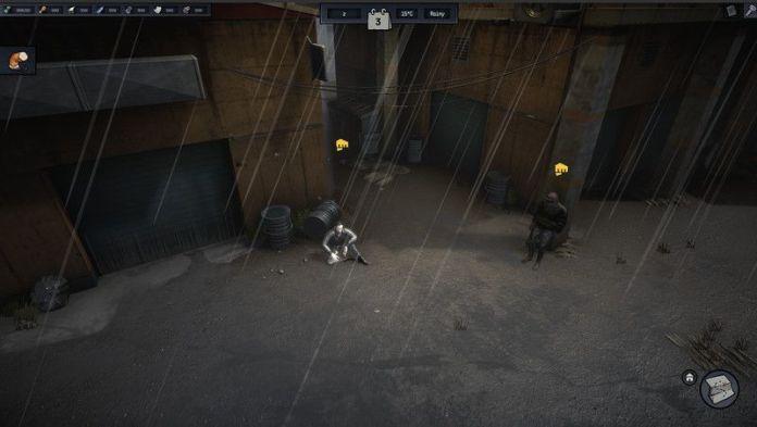 Garbage: Conoce este peculiar simulador de lucha con vagabundos 3