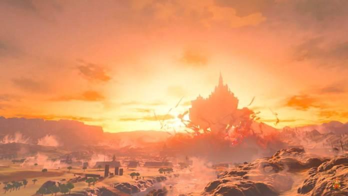 E3 2021: Se muestra un nuevo avance de The Legend of Zelda Breath of the Wild 2 2
