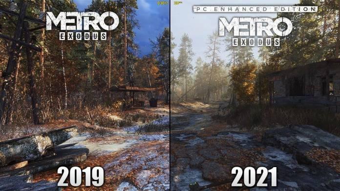 Metro Exodus Enhanced Edition: La Actualización Next-Gen ya esta aquí 2