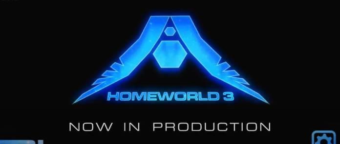 Homeworld 3: GearBox Anuncia que ya se Encuentra en Desarrollo