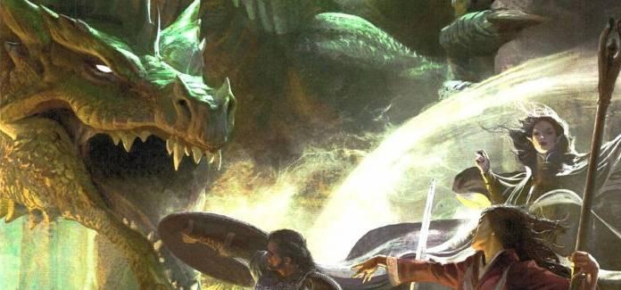 Dungeons & Dragons será lanzado en español este 2021 3