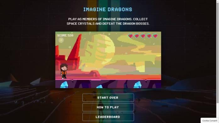 Imagine Dragons Follow You juego