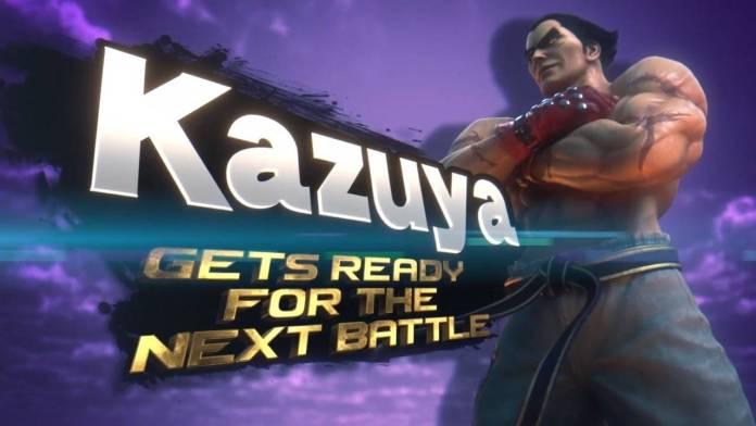 E3 2021: Kazuya de Tekken llegará a Smash Bros Ultimate 2