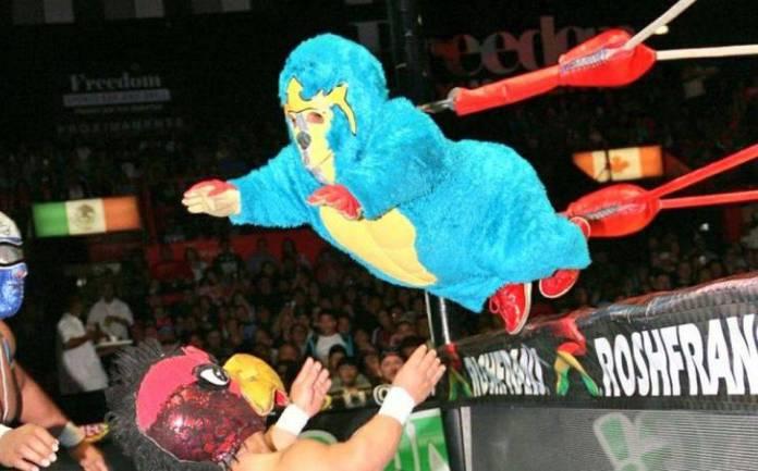 PUBG Mobile y la CMLL anuncian colaboración con Kemonito y Microman 1
