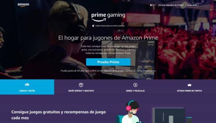 Estas son las Novedades de Amazon Prime Gaming Julio 2021.