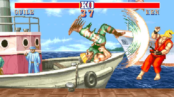 13 datos curiosos de la franquicia de Street Fighter que probablemente no conocías 6