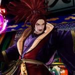 shiro tokisada amakusa, Samurai Shodown