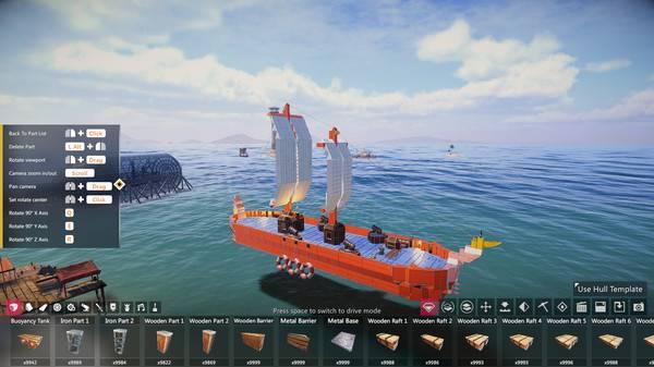 Sea of Craft: La demo ya está disponible en Steam 2