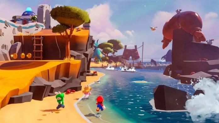 Nintendo se le adelanta a Ubisoft y anuncia Mario + Rabbids Sparks of Hope 3