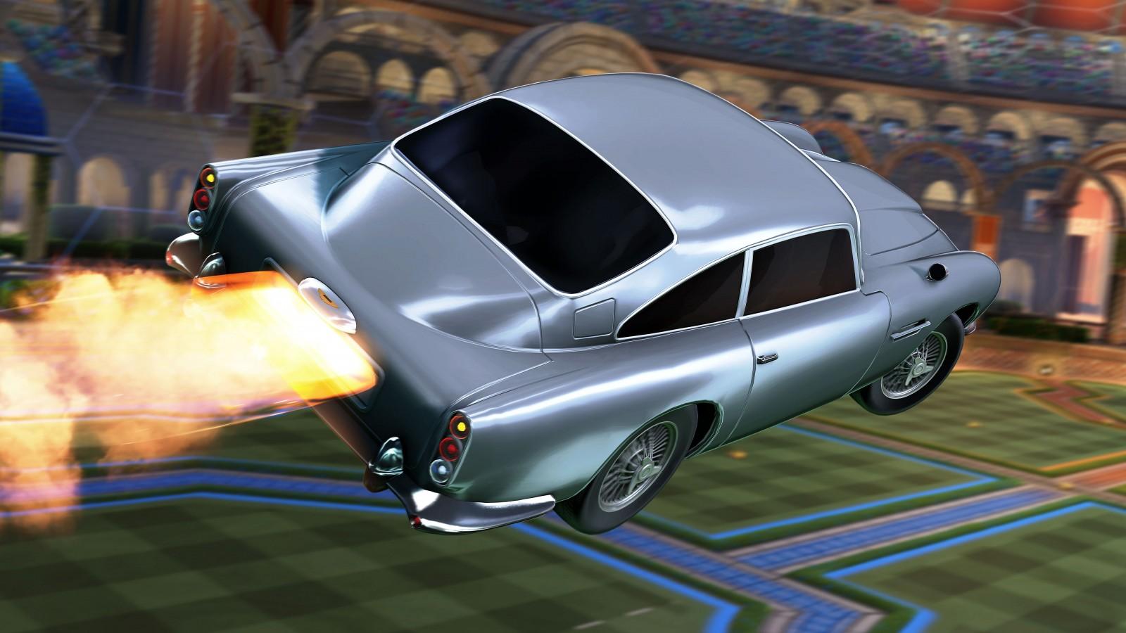 Rocket League tendrá colaboración con el 007 2