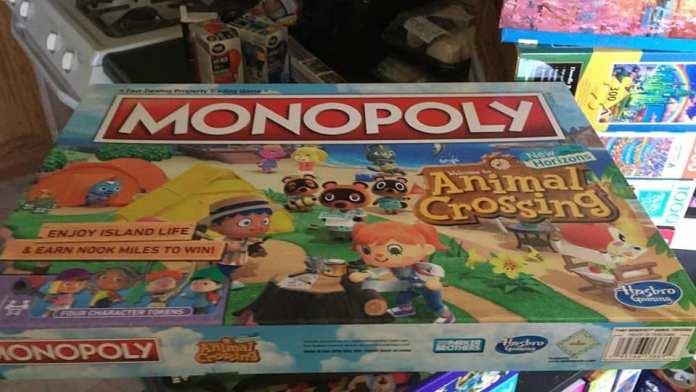 Animal Crossing llegará Monopoly, conoce todos los detalles 1